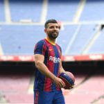 Aguero hopes he can star alongside Messi for Barcelona
