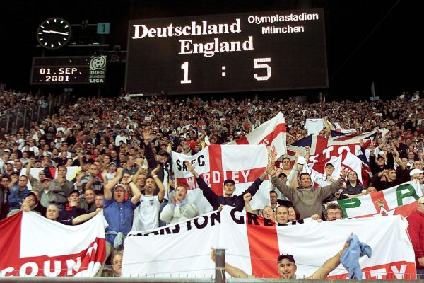 Controversy, penalties and a resignation: Great England v Germany games recalled