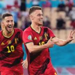 Belgium eliminate holders Portugal to progress