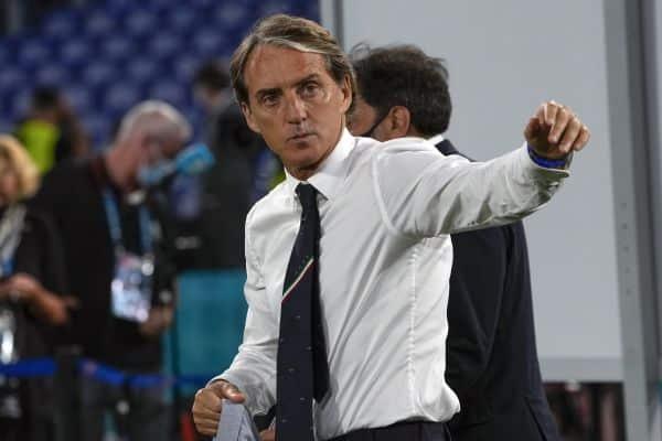 Mancini, Italy