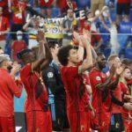 Belgium break down stubborn Finland to maintain perfect start to Euro 2020