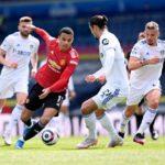 Mason Greenwood, Manchester United vs Leeds