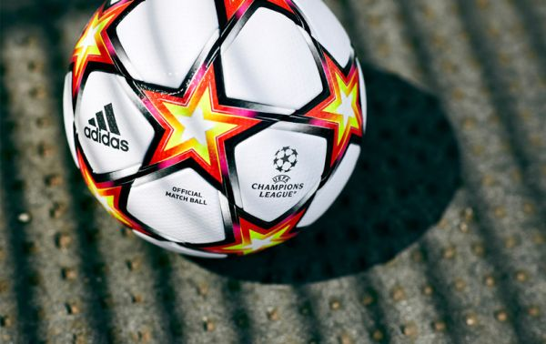 Adidas reveals brand-new Champions League ball for the 2021-22 season