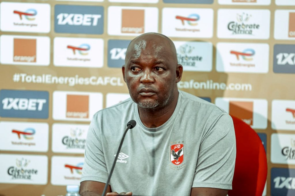 Pitso Mosimane announces starting XI for Chiefs clash