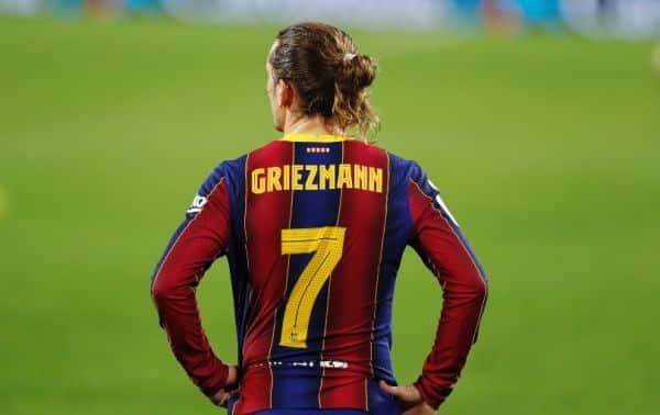 Manchester City enquire about Antoine Griezmann
