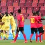 Bafana Bafana vs Mozambique