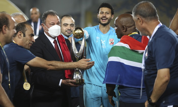 Pitso's Al Ahly outclass Chiefs in Caf CL final
