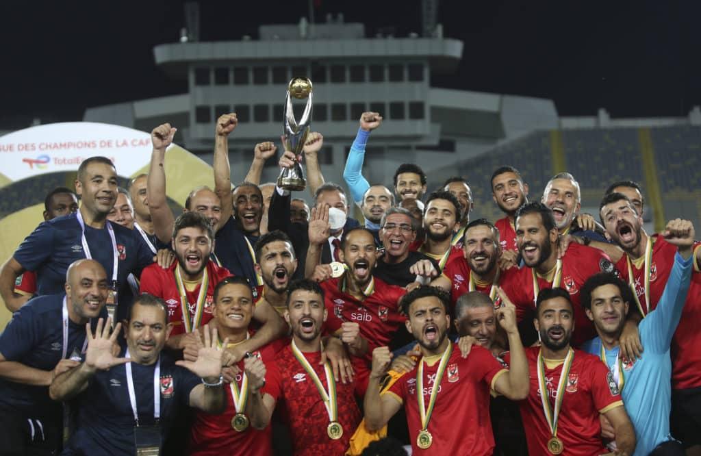 Al Ahly, Pitso Mosimane, Caf Champions League