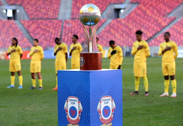 Bafana Bafana, Cosafa Cup