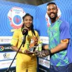Bafana Bafana take home all Cosafa awards on offer
