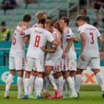Denmark edge Czech Republic to reach semi-finals