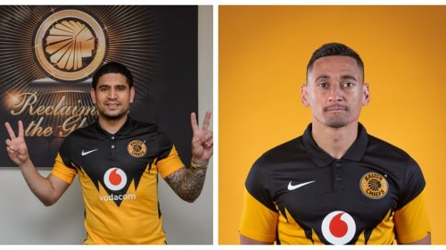 Kaizer Chiefs have announced the marquee signing of Bafana Bafana star Keagan Dolly and the capture of former Bidvest Wits midfielder Cole Alexander.