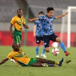 Highlights: Lacklustre South Africa lose Olympic opener against Japan