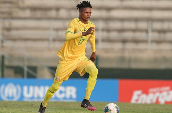 Thabani Austin Dube, Bafana Bafana