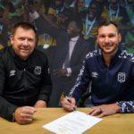 Bafana Bafana goalkeeper Darren Keet joins Cape Town City