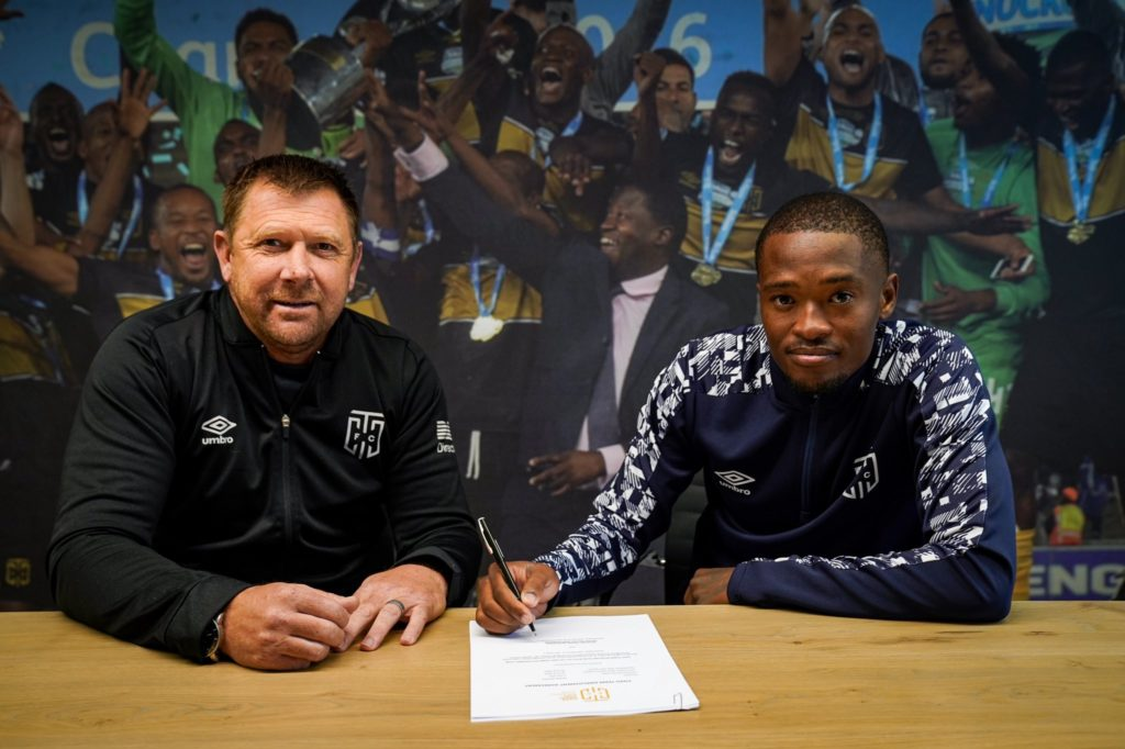 CT City confirm another signing