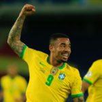 Juventus weighing up an offer for Man City's Gabriel Jesus