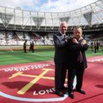 West Ham owners David Sullivan and David Gold
