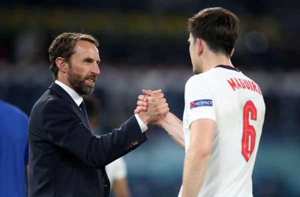 Maguire thanks Southgate for support amid calls for new deal