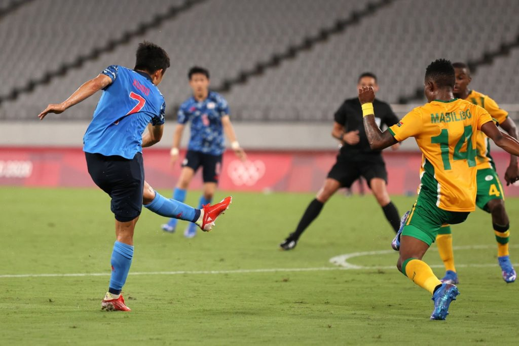 South Africa suffer defeat in Olympic Group A opener
