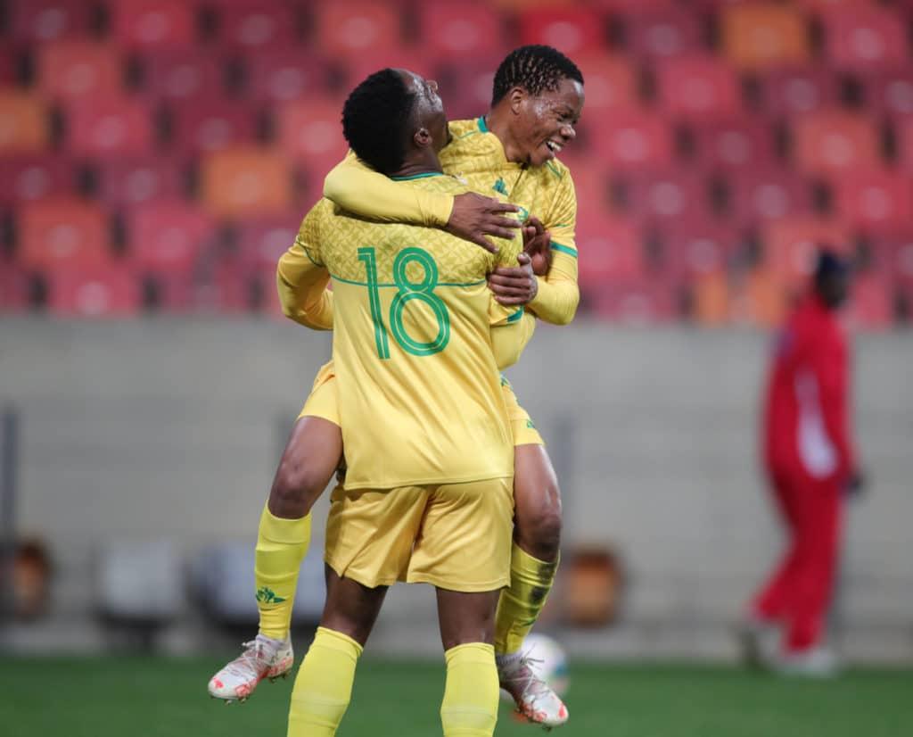 Bafana Bafana off to winning start in Cosafa Cup opener