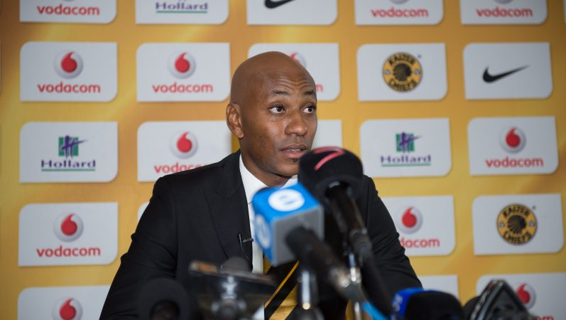Kaizer Jnr appointed sporting director at Kaizer Chiefs