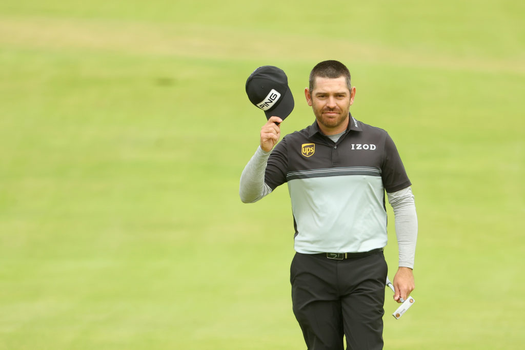 Oosthuizen chuffed with 'perfect' British Open start