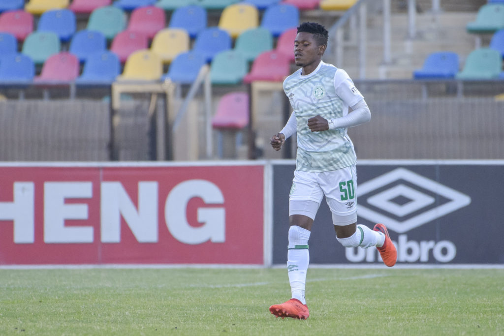 Bloem Celtic tie down Menzi Masuku to new deal