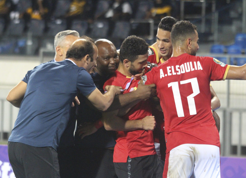 Highlights: Pitso leads Al Ahly to another CCL title