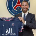 PSG confirm the signing of former Real Madrid captain Sergio Ramos