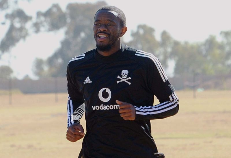 Mngonyama: I arrived at Pirates at the right stage of my career