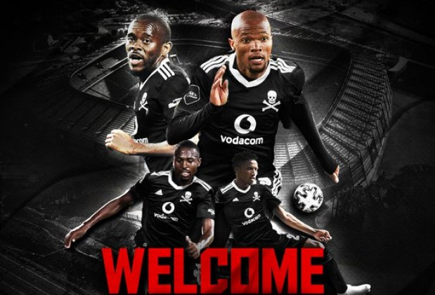 Pirates announce four new signings