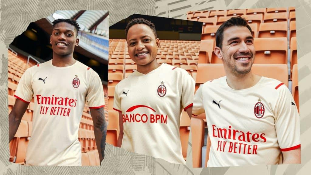 PUMA, AC Milan launch new away kit