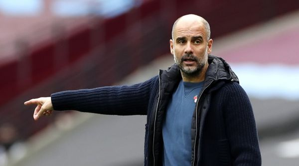 Guardiola plays down talk of Manchester City exit after current deal