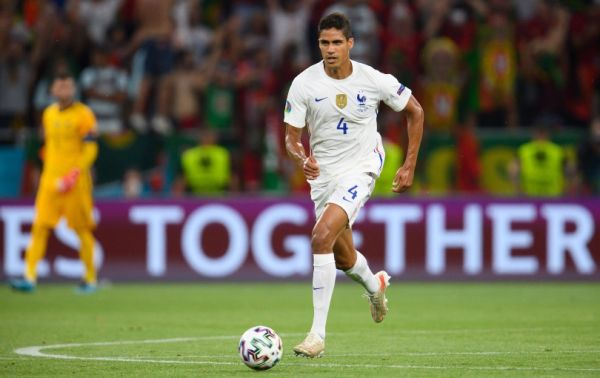 Manchester United nearing a deal for Raphael Varane