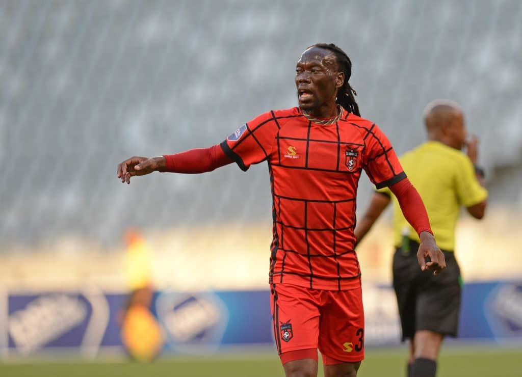 Chiefs great Reneilwe 'Yeye' Letsholonyane calls time on his career