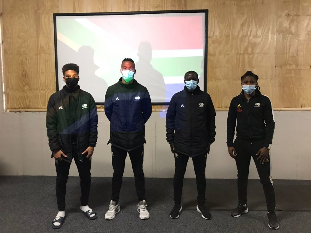 Helman Mkhalele names Bafana captain for Cosafa Cup