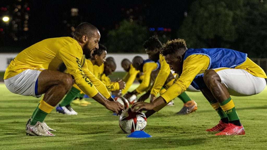 South Africa confirm starting XI vs Japan