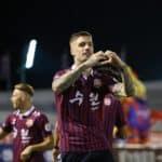 Watch: Lars Veldwijk bags four goals in K League