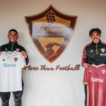Stellies promote two youngsters to first team