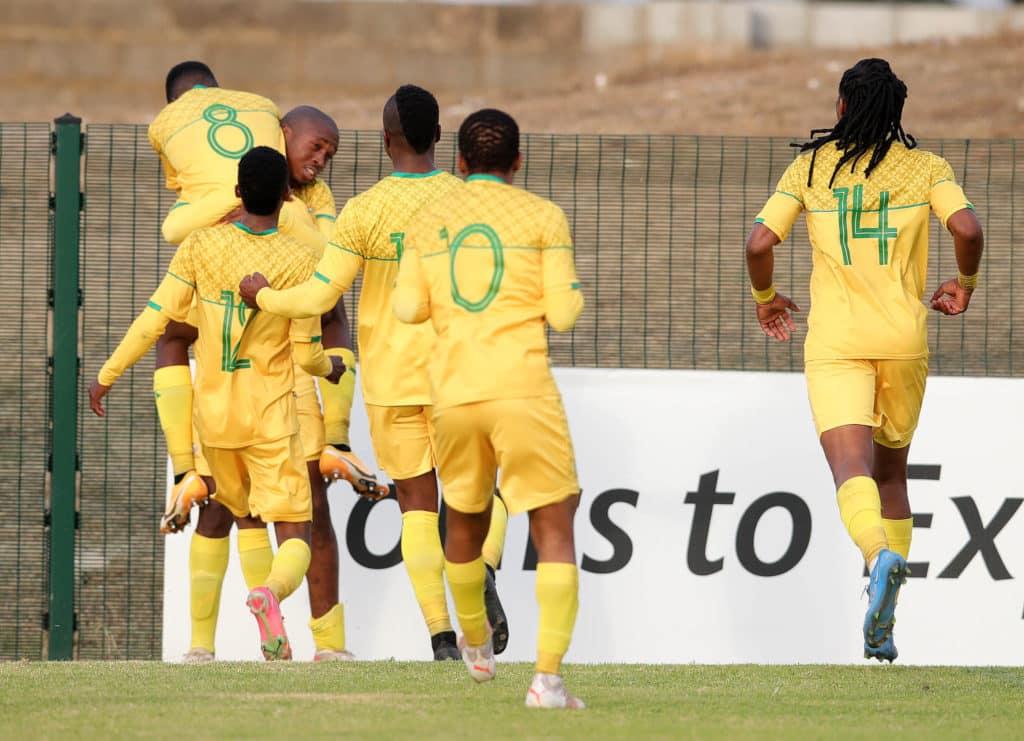 Sibanyoni strike sends Bafana top of Cosafa Cup Group A