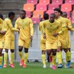 Hat-trick hero Letsoalo fires Bafana into Cosafa Cup semi-finals