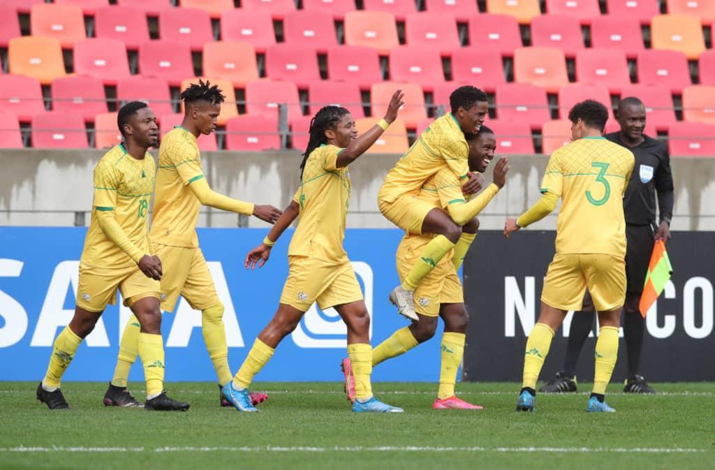 Highlights: Bafana secure spot in Cosafa Cup semi-finals