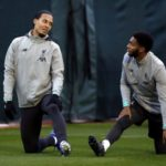 Liverpool defensive trio involved in Austrian training camp after injuries