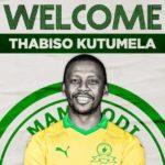 Thabiso Kutumela new Mamelodi Sundowns signing