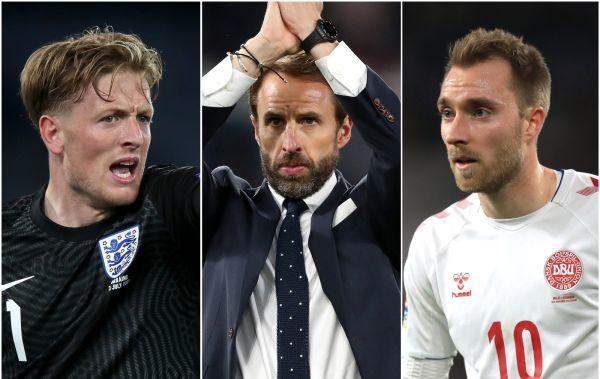 Denmark vs England
