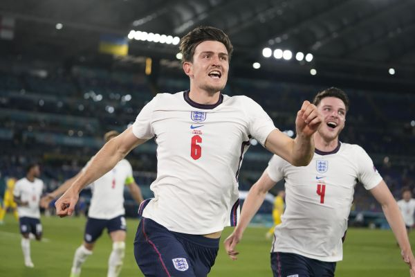 Harry Maguire, England