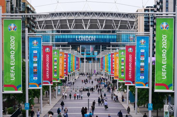 Wembley, Euro 2020