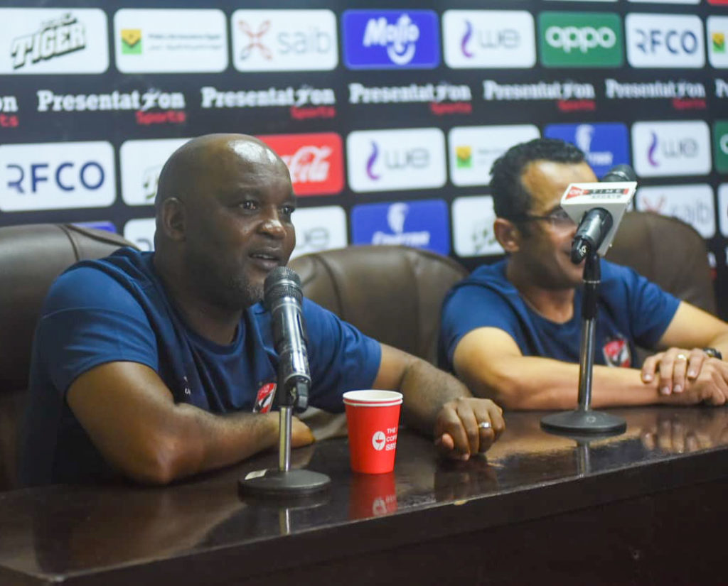 Pitso: It was an open game against Al Masry