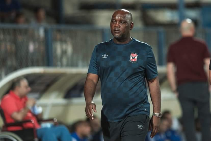 Pitso: We'll turn the page and come back stronger